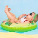 عکس نوزاد دختر جالب