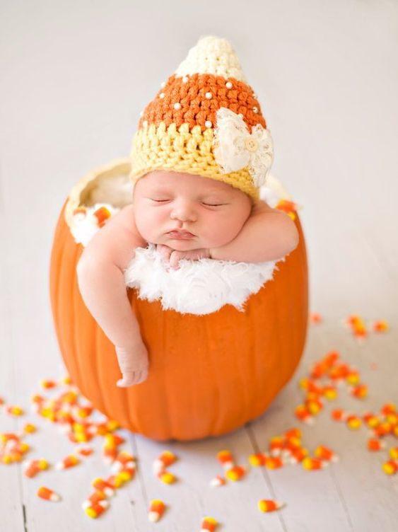 عکس نوزاد دختر بامزه