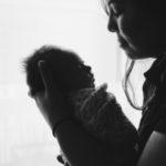 عکس نوزاد دختر برای پروفایل