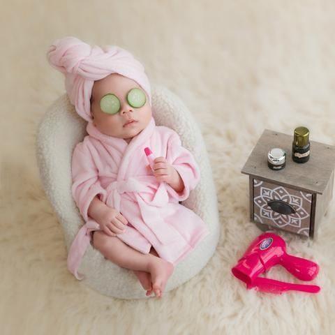 عکس نوزاد دختر قشنگ