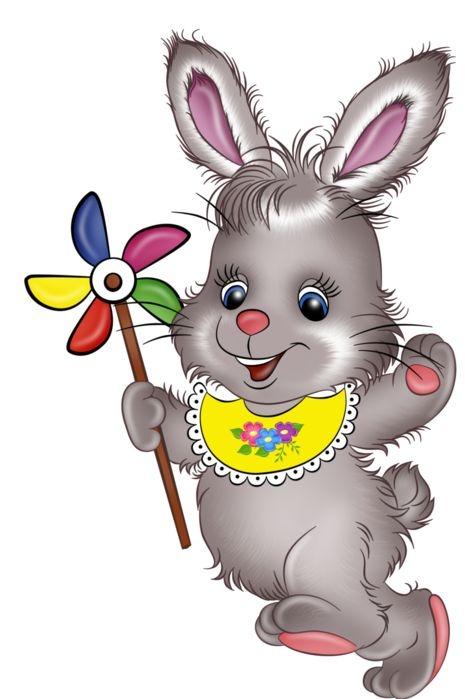 عکس خرگوش کارتونی خانگی