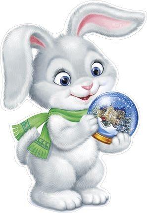 عکس خرگوش کارتونی کوچولو