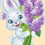 عکس کارتونی از خرگوش