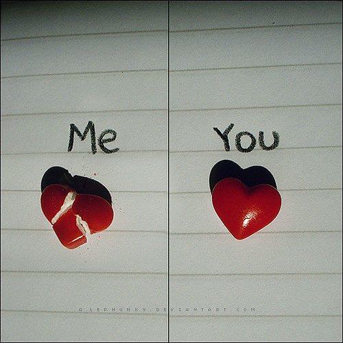عکس قلب شکسته زیبا بدون متن لاکچری