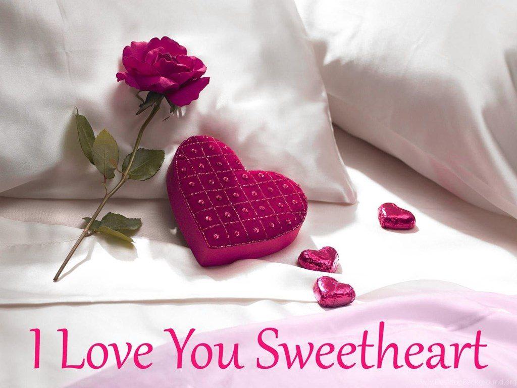 عکس قلب و گل عزیزم دوستت دارم