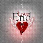 عکس قلب شکسته آخر عشق