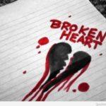 عکس قلب شکسته