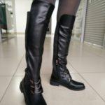 مدل بوت ساق بلند دخترانه جدید