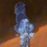 نقاشی فانتزی حرفه ای گربه