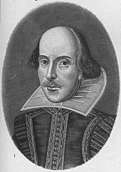 تصویر ویلیام شکسپیر (William Shakespeare)