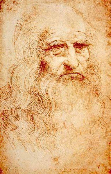 تصویری از لئوناردو داوینچی Leonardo da Vinci