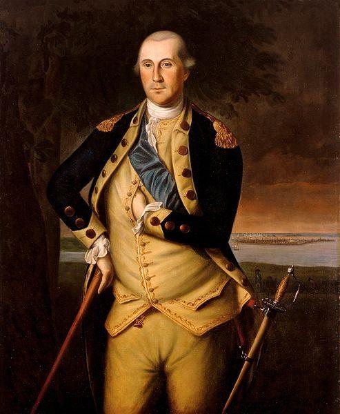 جورج واشنگتون