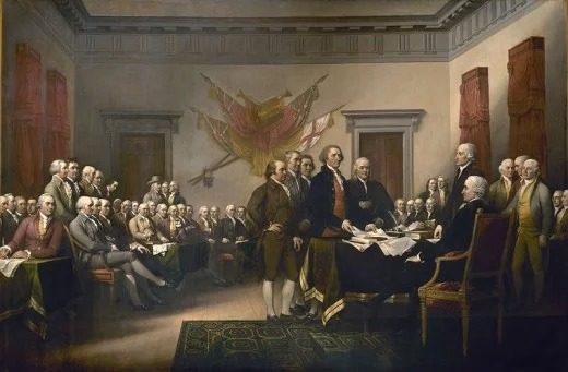 مهمترین رویداد تاریخ جهان : انقلاب آمریکایی
