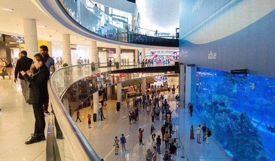 بهترین مکان های دیدنی دبی: دبی مال