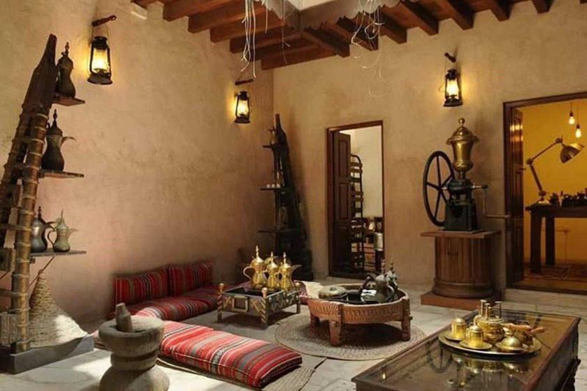 بهترین مکان های دیدنی دبی: خانه شیخ سعید آل المکتوم