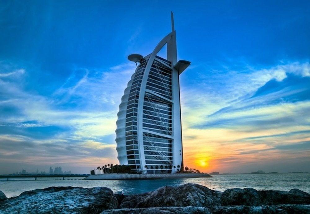 بهترین جاذبه های توریستی دبی: برج العرب