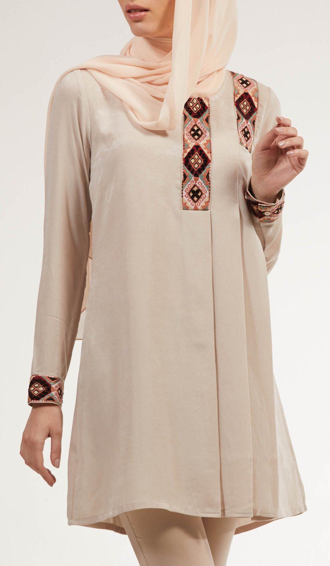 مدل مانتو با طرح سنتی ایرانی