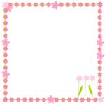 عکس نقاشی گل ساده برای حاشیه دفتر