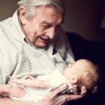 عکس پروفایل پدر بزرگ شدنم مبارک