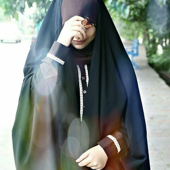 عکس های فانتزی دختر چادری
