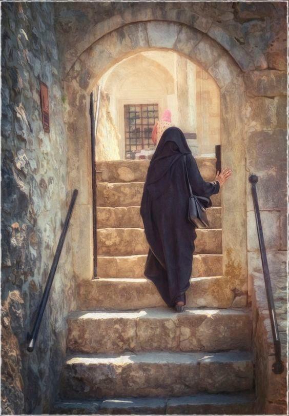 عکس فانتزی دخترانه چادری
