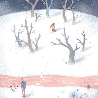 متن ادبی برف و زمستان