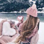 عکس برف رمانتیک برای پروفایل