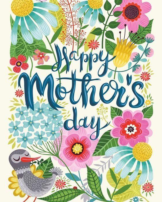 عکس نوشته روز مادر انگلیسی