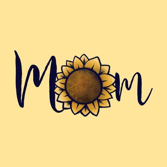 عکس پروفایل روز مادر ساده و شیک