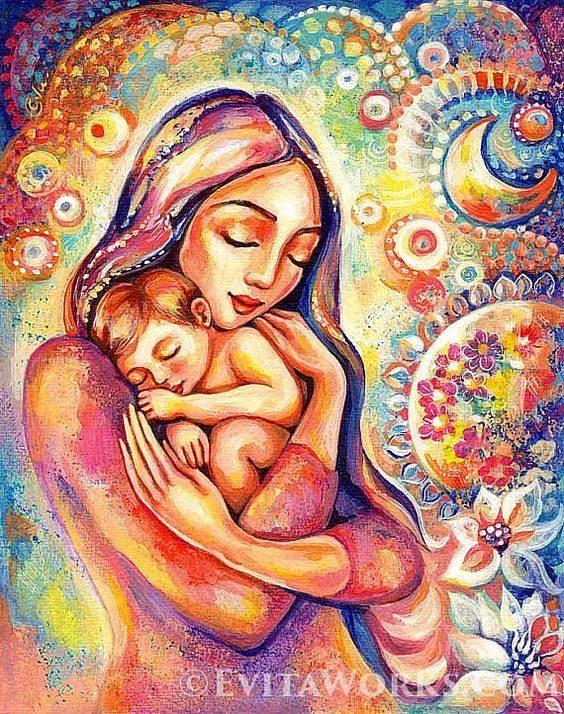 عکس پروفایل روز مادر زیبا و خاص