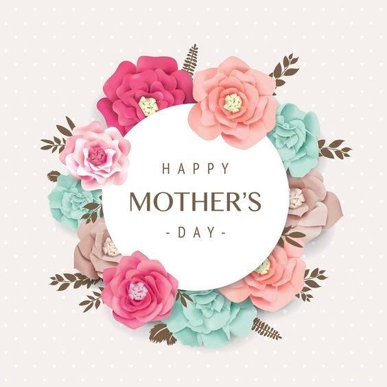 عکس نوشته انگلیسی تبریک روز مادر
