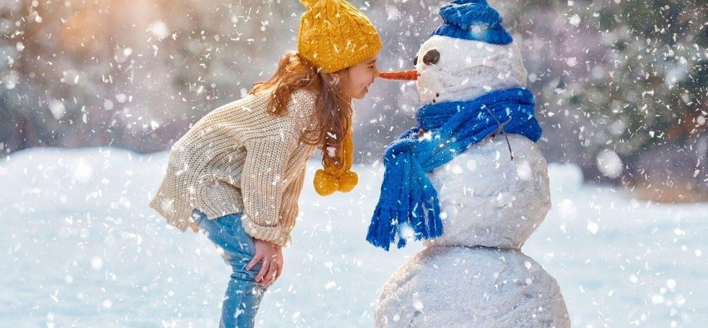 انشای زیبا درباره فصل زمستان