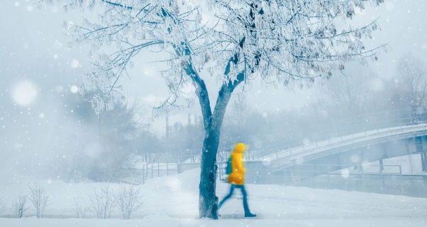 انشا جدید درباره زمستان