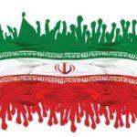 پرچم ایران بدون بک گراند برای طراحی پوستر و طرح های گرافیکی
