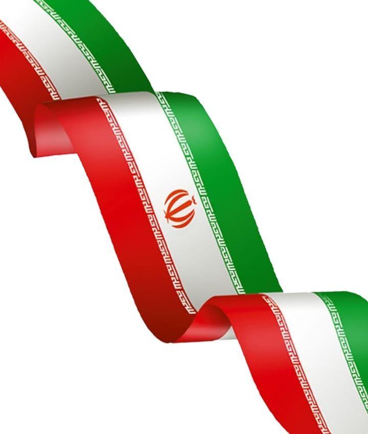 عکس پرچم ایران با رزولوشن بالا