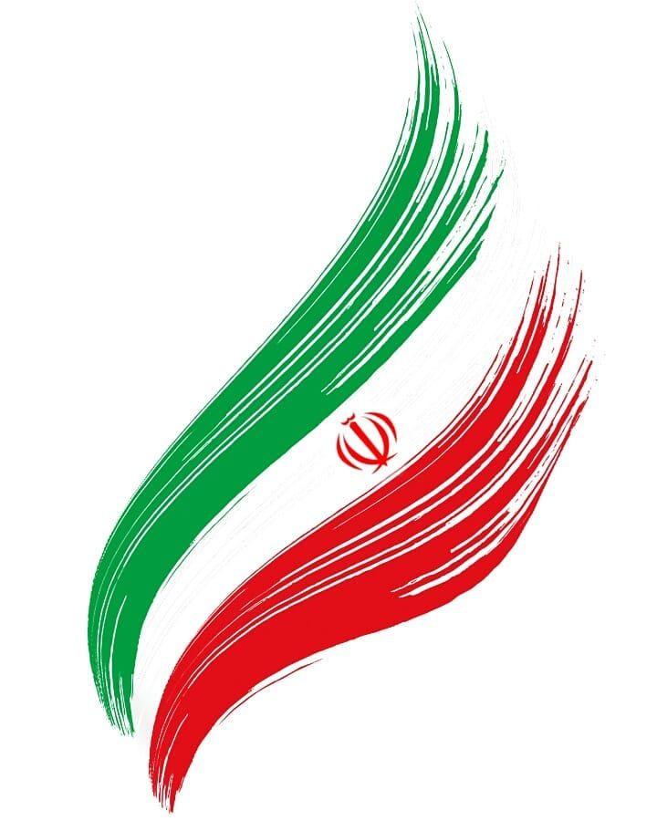 عکس بدون حاشیه پرچم ایران برای بنر و پوستر