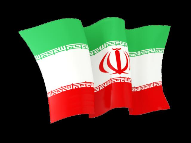 عکس پرچم ایران با فرمت PNG با کیفیت بالا