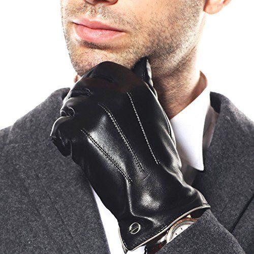 ایده کادوی سالگرد ازدواج برای مردها: دستکش چرمی