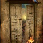 نقاشی در خانه حضرت فاطمه (س)