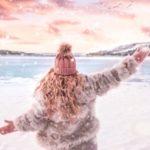 عکس پروفایل زمستانی خاص دخترونه