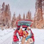 عکس زمستانی دخترانه جدید