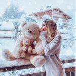 عکس پروفایل زمستان دخترانه خاص