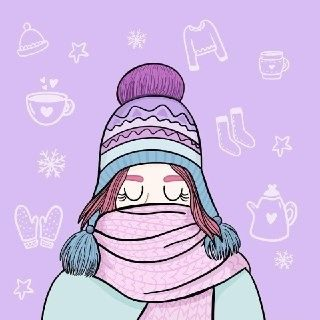 متن ادبی درباره زمستان