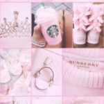 تصویر زمینه دخترانه لاکچری