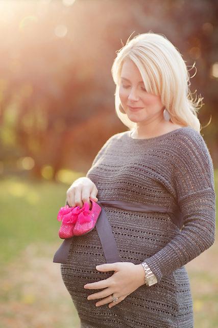 خاص ترین مدل ژست عکس بارداری تکی
