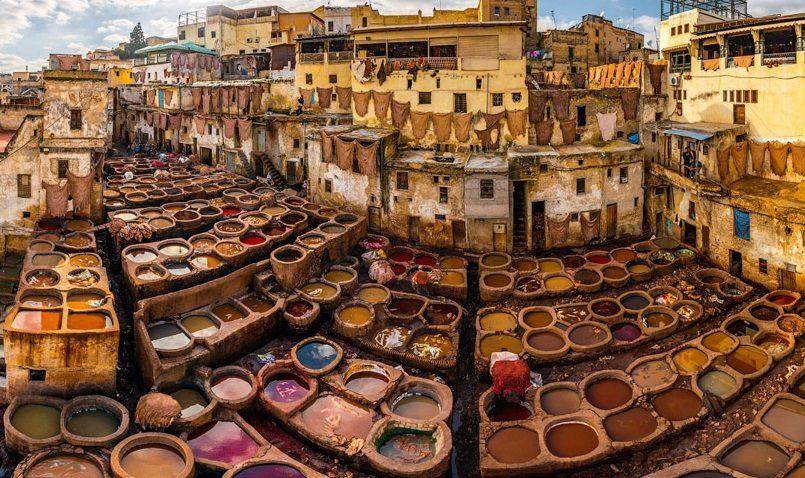 زیباترین مکان های دنیا برای سفر: فاس