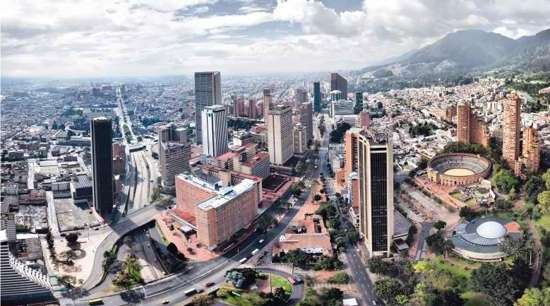زیباترین مکان های دنیا برای سفر: بوگوتا