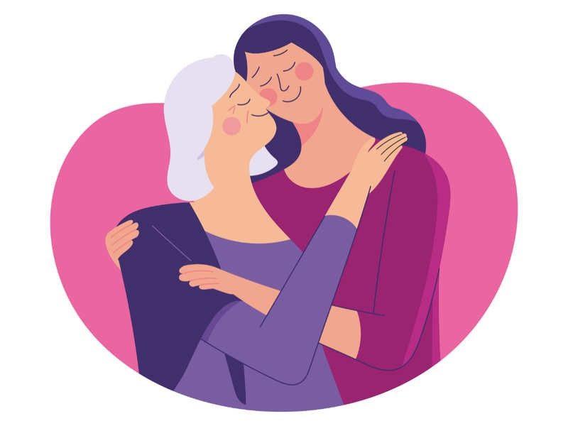 انشا درباره مادر و مهربانی هایش
