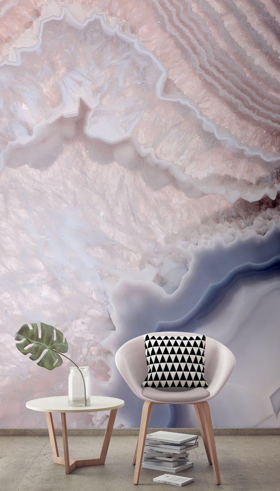 عکس کاغذ دیواری سه بعدی جدید