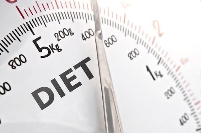 برنامه رژیم لاغری یک ماهه